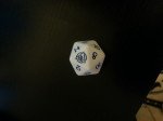 d20 with Dreamscarred logo on the 20