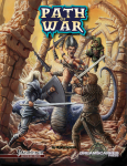 The final cover for the Path of War, Book 1